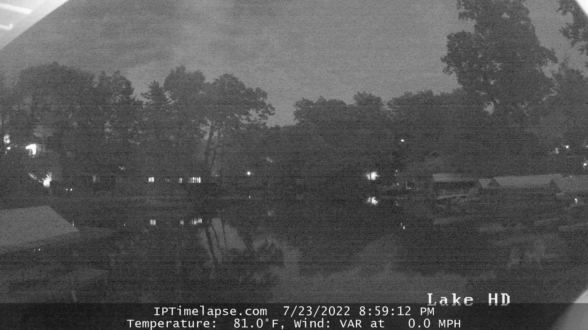 Webcam Cranberry Lake - New Jersey Live webcamera