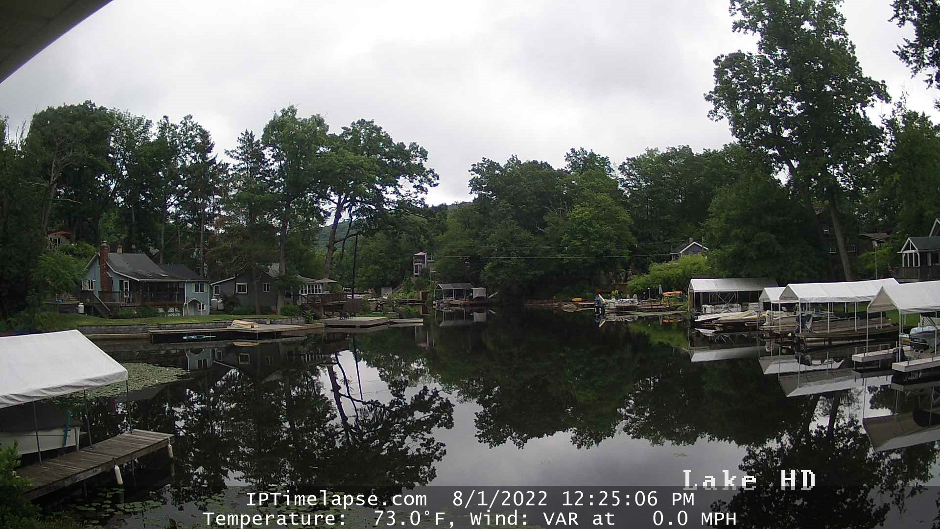 Webcam Cranberry Lake - New Jersey&nbsp;Live webcamera